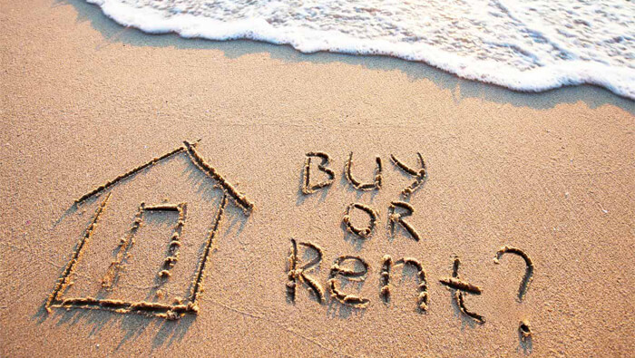 Renting vs. Buying a Home: This Is Exactly How to Decide Which Is Best