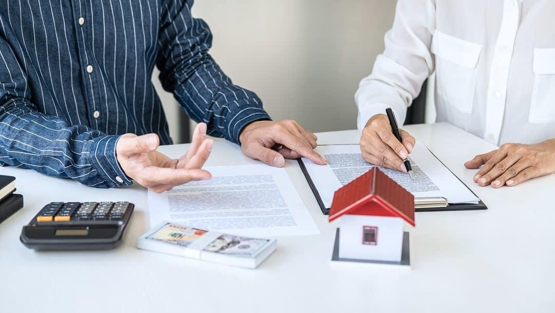 Applying for LU or DU mortgage.