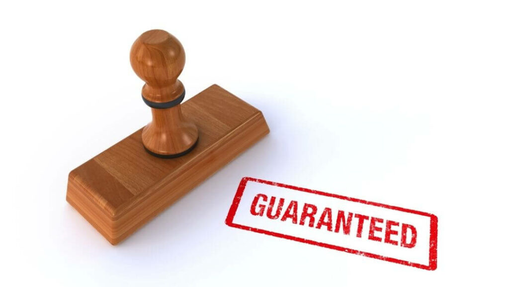 "Is ""Bad Credit Mortgage Loans Guaranteed Approval"" Safe?"