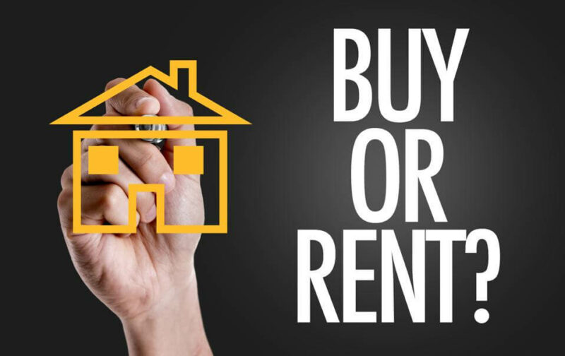 rent vs buying pros and cons